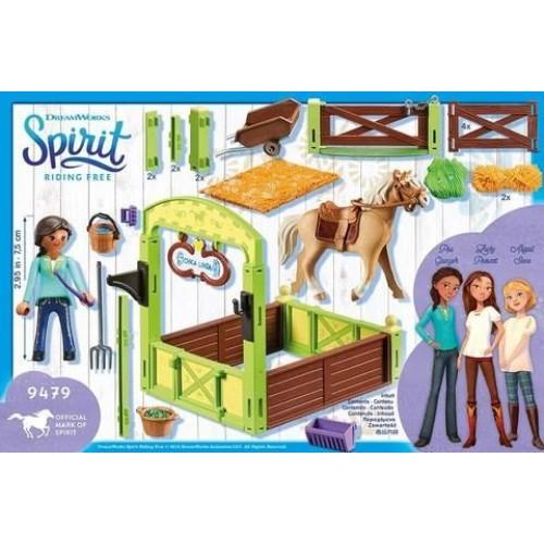 Spatiu Ingrijire Cai - Pru & Chica Linda,Spirit,Playmobil