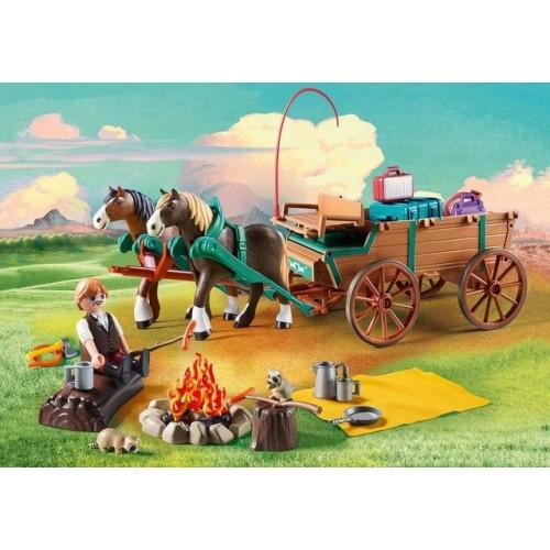 Tatal Lui Lucky Si Trasura,Spirit,Playmobil
