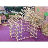 Joc de constructie de lemn Koobi family