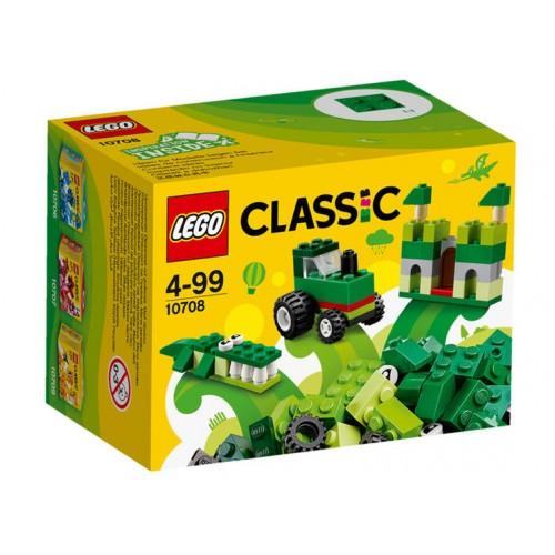 Lego Classic - Cutie verde de creativitate
