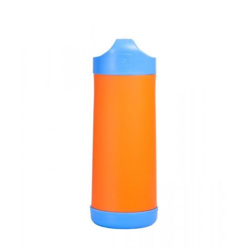 Termos bebe bauturi si alimente portocaliu 500 ml