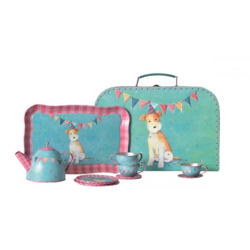 Set ceai in valiza Eliot Egmont