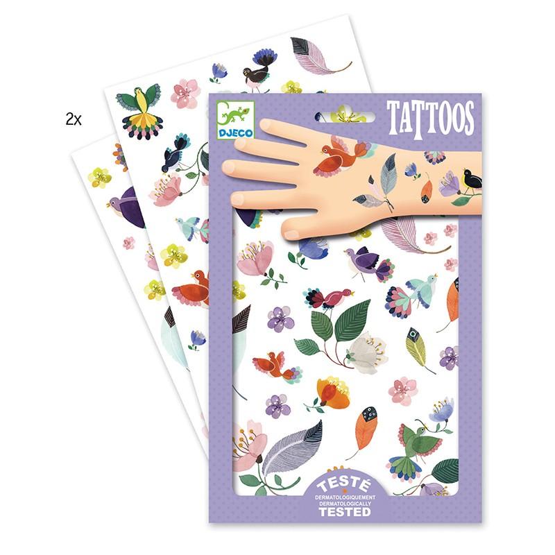 Tatuaje copii in zbor Djeco