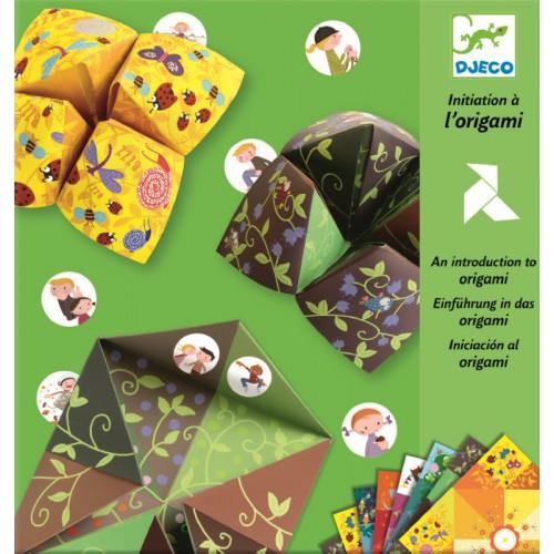 Creeaza origami initiere pentru baieti djeco imagine