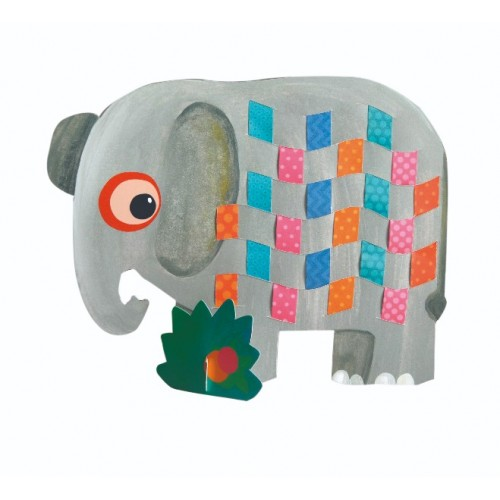 Set creativ de tesut animale egmont imagine