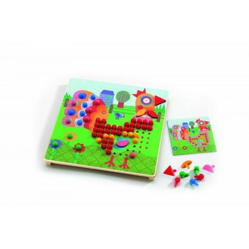 Joc mosaic animo djeco