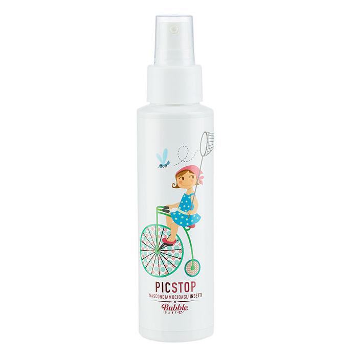 Crema anti tantari si insecte organica copii si bebelusi fetite 1 imagine