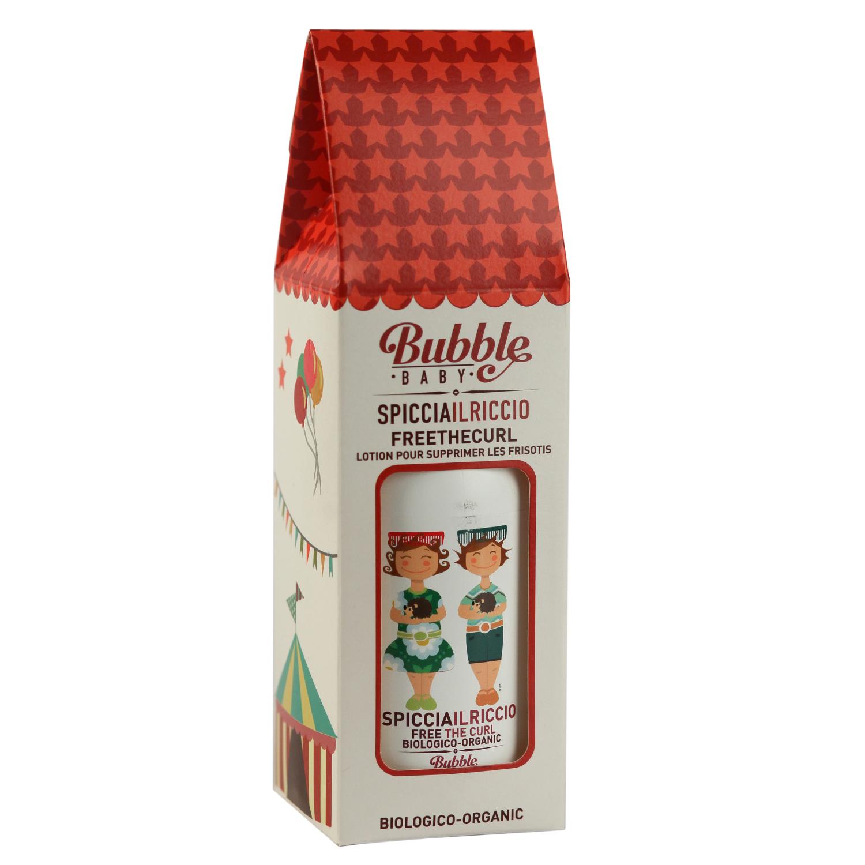 Balsam de par organic copii si bebelusi 250ml bubbleeco imagine