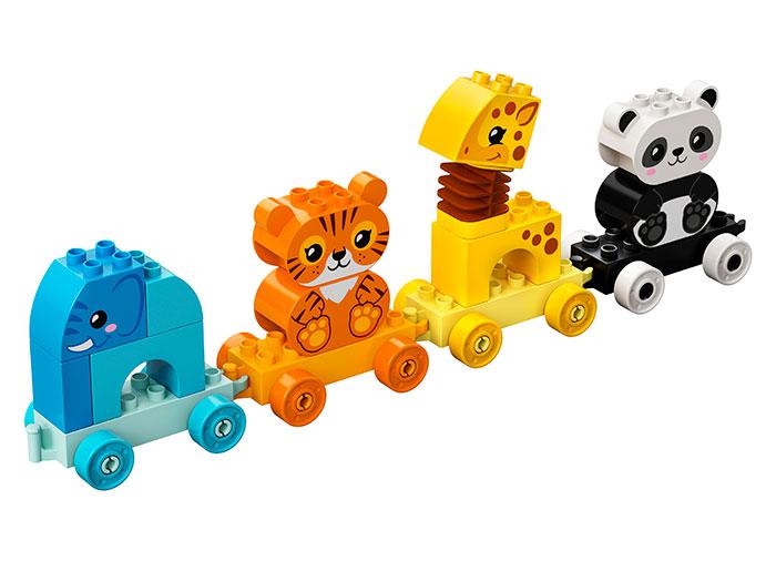 Trenul animalelor lego duplo - 2