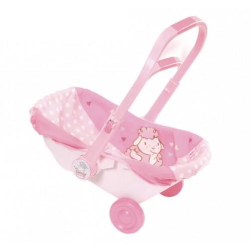 Scaun de calatorie joaca cu bebe baby annabell imagine