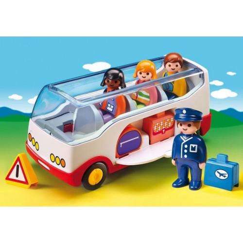 Autobuz playmobil 1.2.3