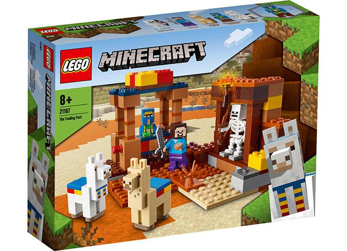 Taraba negustorului lego minecraft