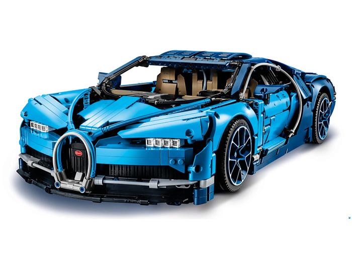 Bugatti chiron lego technic - 2