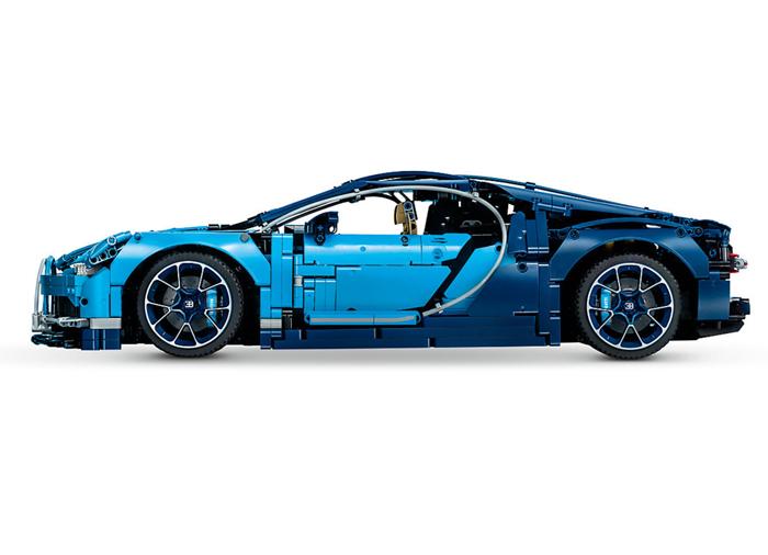 Bugatti chiron lego technic - 1