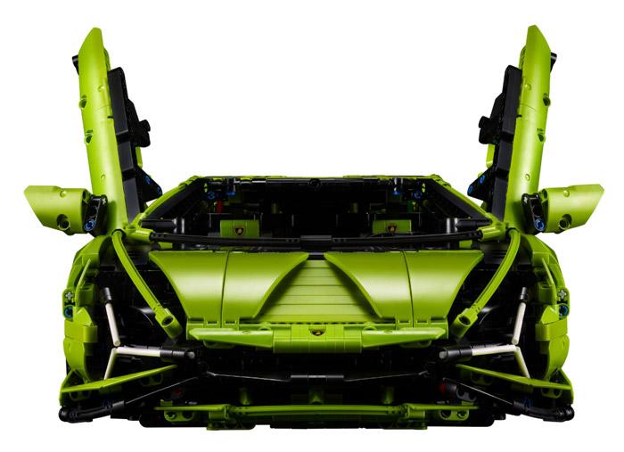 Lamborghini sian fkp 37 lego technic - 1