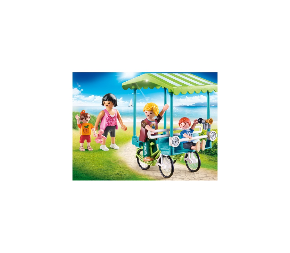 Bicicleta de familie playmobil family fun - 2