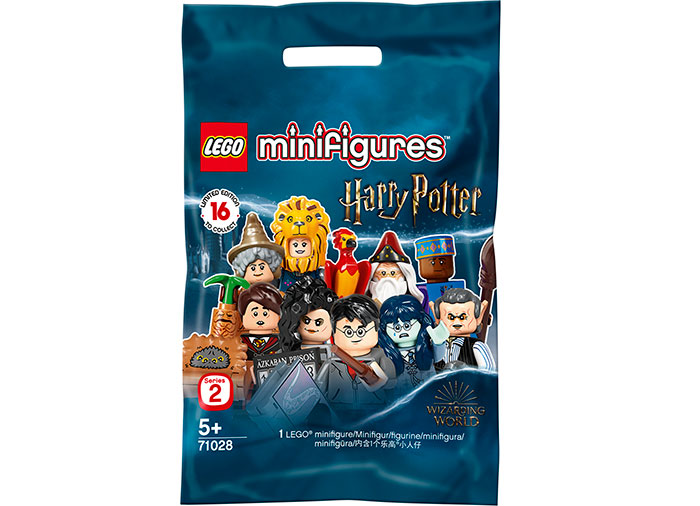 Minifigurina lego harry potter seria 2
