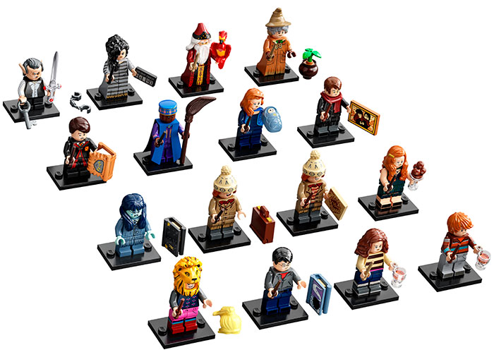 Minifigurina lego harry potter seria 2 - 2
