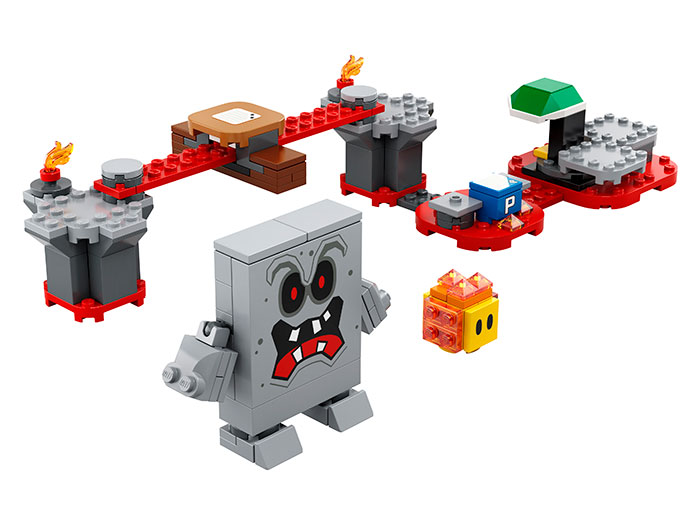 Set de extindere whomp lego super mario - 1