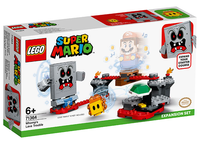 Set de extindere whomp lego super mario