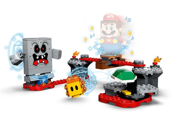 Set de extindere whomp lego super mario - 2