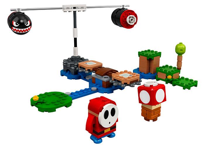 Set de extindere boomer lego super mario - 1