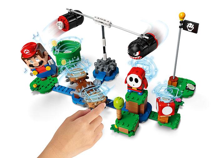Set de extindere boomer lego super mario - 4