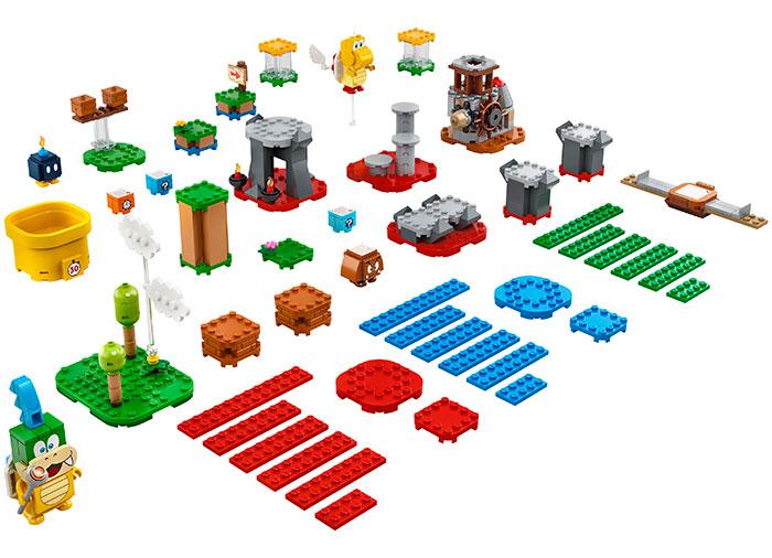 Construieste aventurile lego super mario - 1