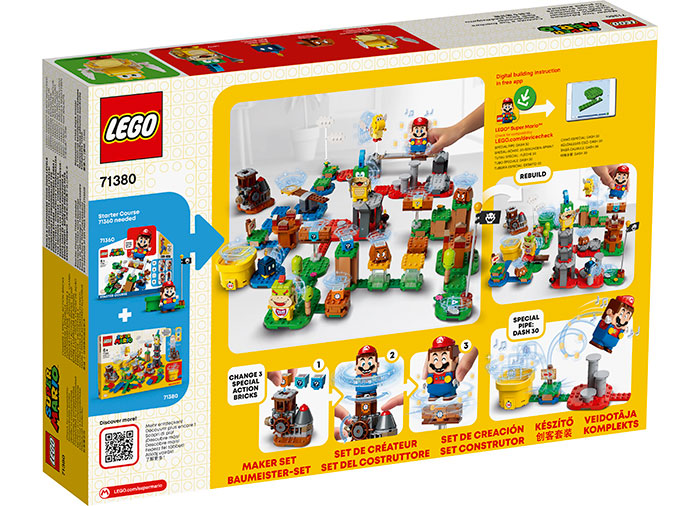 Construieste aventurile lego super mario - 2