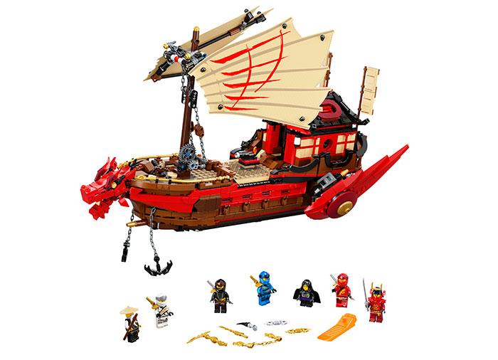 Destinys bounty lego ninjago - 3