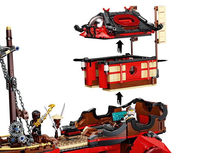 Destinys bounty lego ninjago - 1