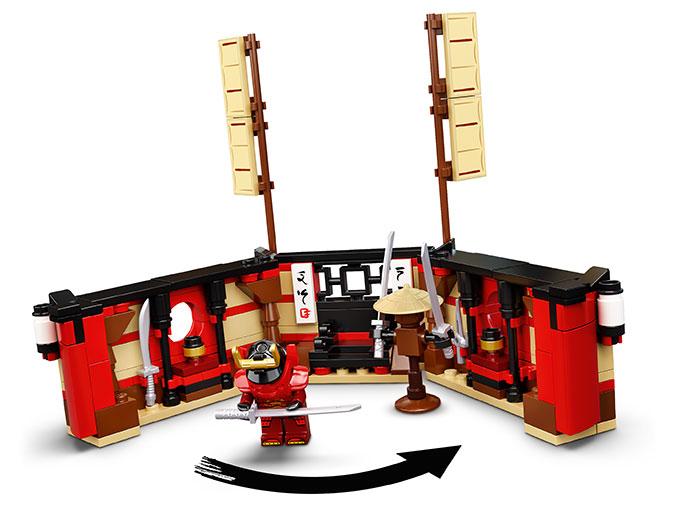 Destinys bounty lego ninjago - 4