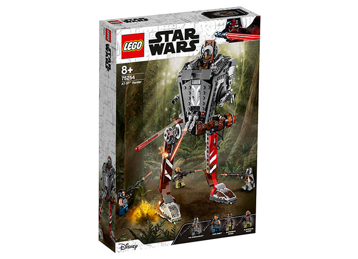 At-st raider lego star wars