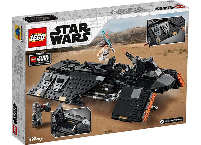Nava de transport a cavalerilor lui ren lego star wars - 1