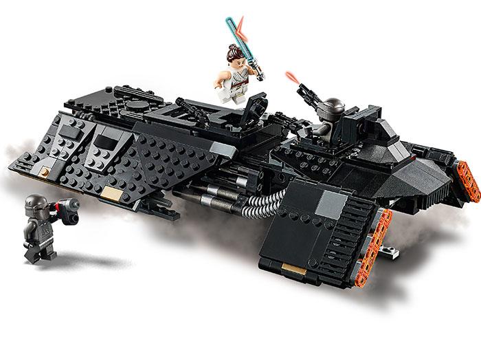 Nava de transport a cavalerilor lui ren lego star wars - 3