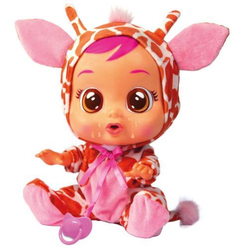 Papusa bebe plangacios gigi cry babies imagine