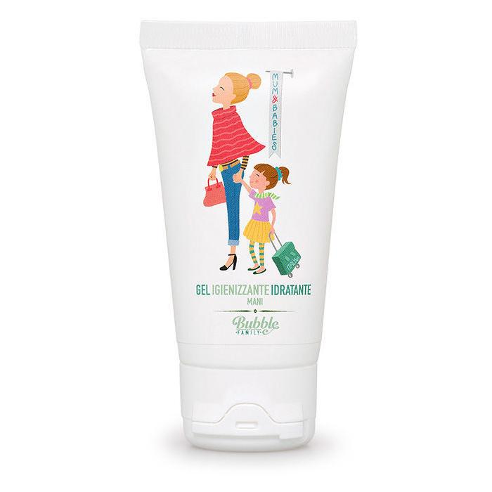 Gel antibacterian si dezinfectant maini organic pentru copii si a imagine
