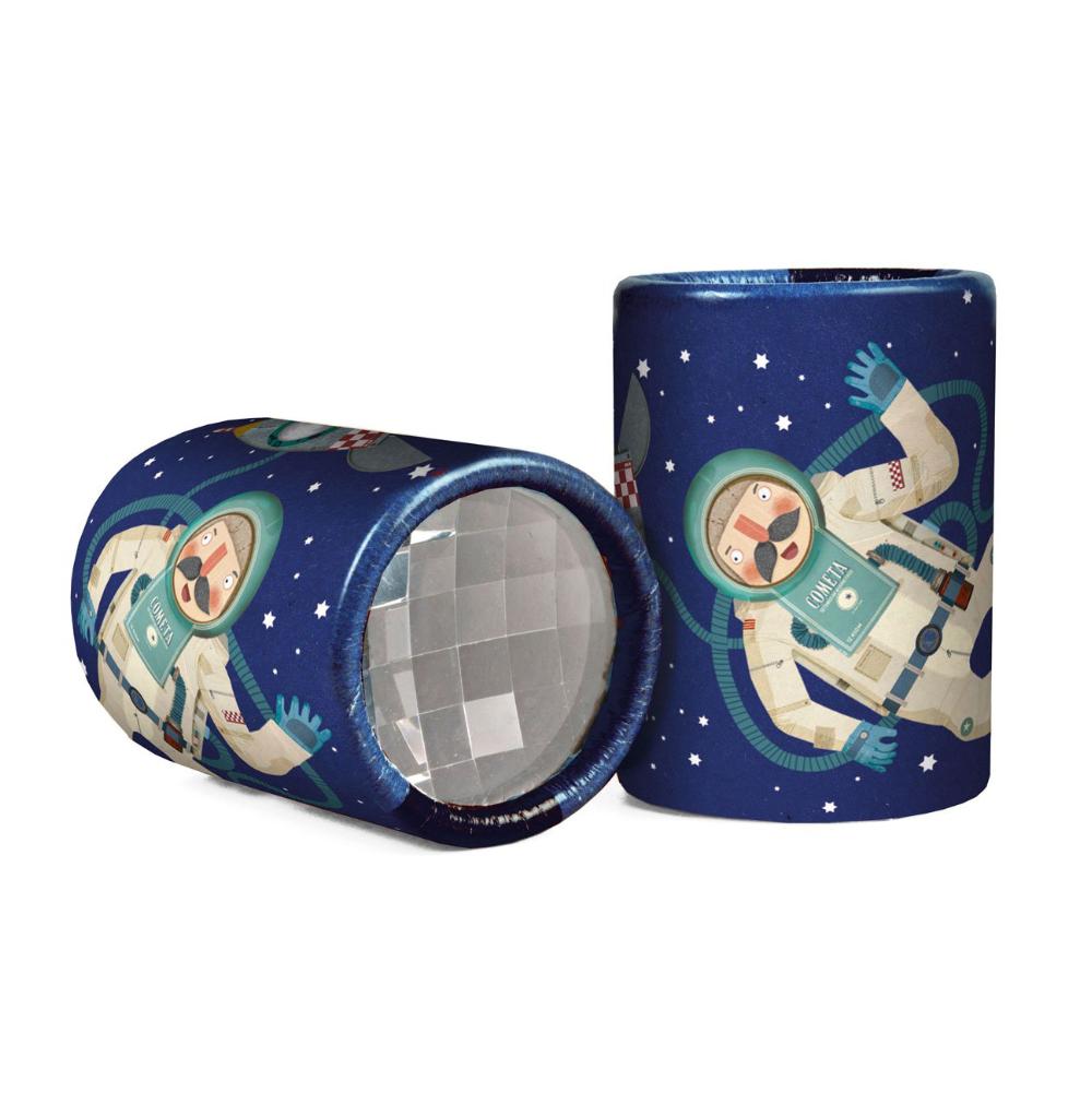 Mini caleidoscop astronaut londji