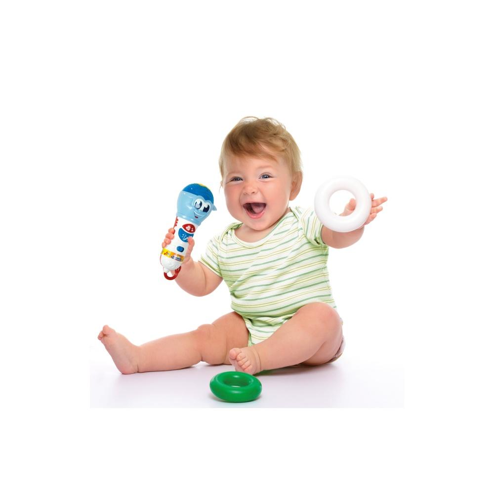 Microfon interactiv copii clementoni - 1