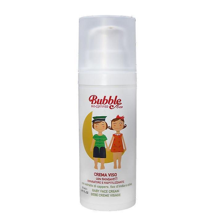Crema de fata organica pentru copii si bebelusi 50ml bubbleeco imagine