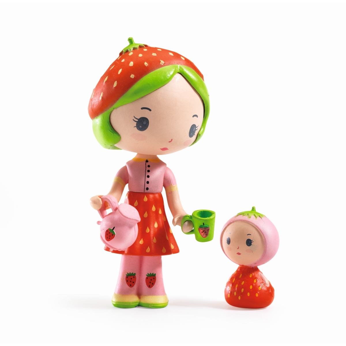 Printesa capsunica berry si lila djeco