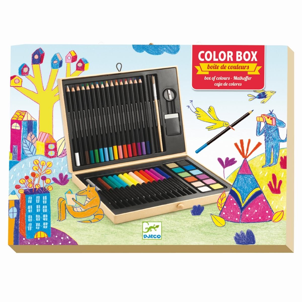 Cutie pentru desen si pictura djeco - 2