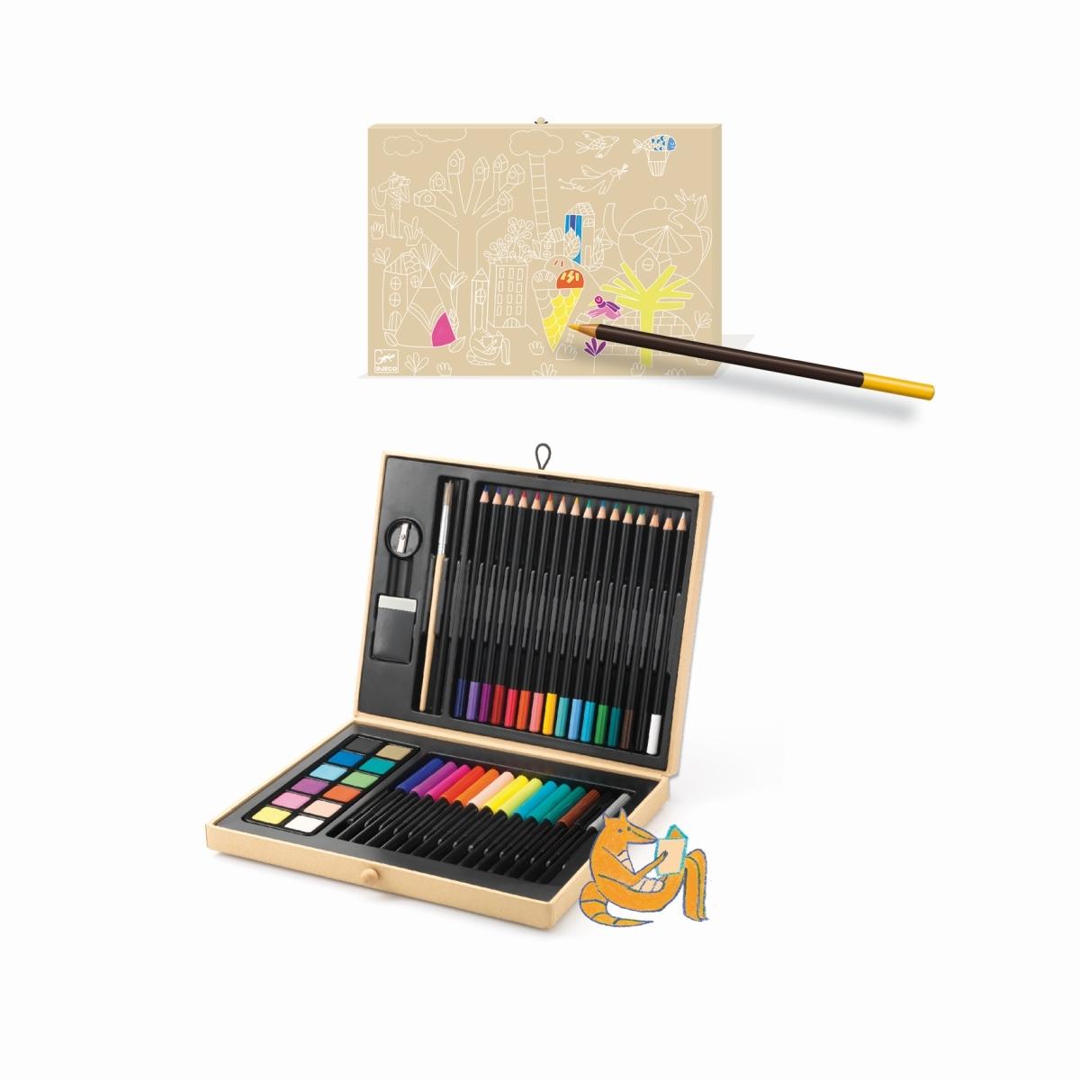 Cutie pentru desen si pictura djeco - 1