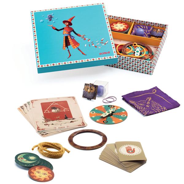 Colectia magica mirable magus 20 de trucuri de magie djeco - 1