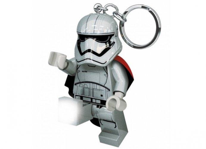 Breloc cu lanterna lego star wars captain phasma imagine