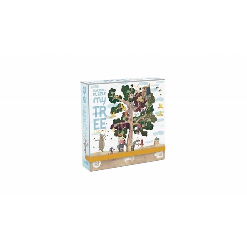 Micro puzzle copacul anotimpurilor londji