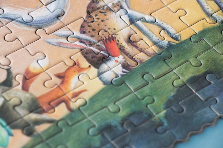 Micro puzzle unicorn londji - 2