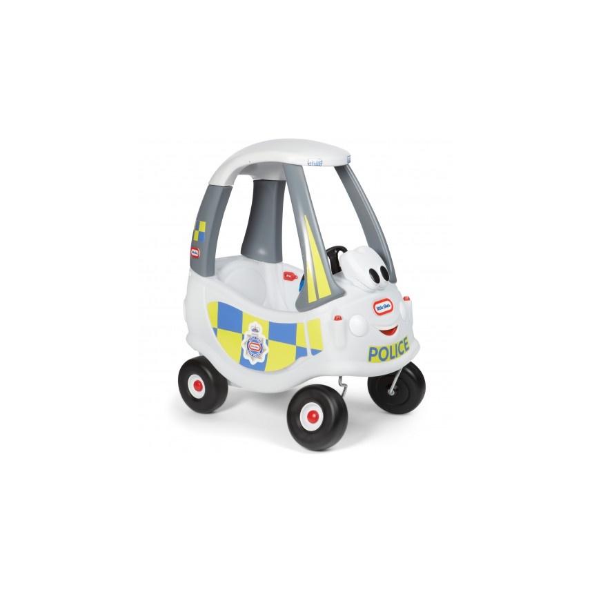 Masinuta de politie cozy coupe little tikes