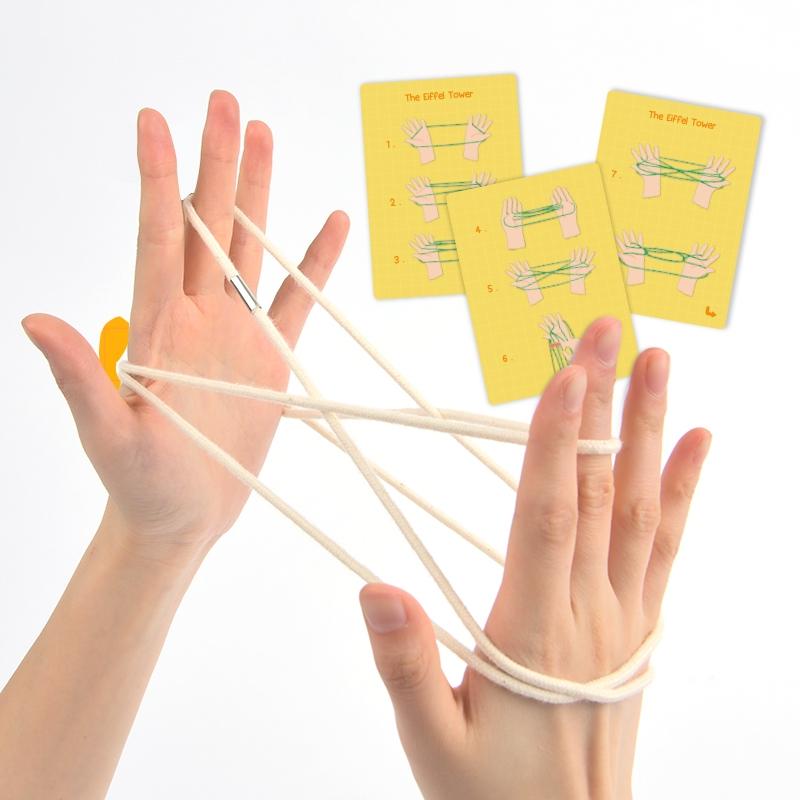 Joc cu ata pe degete mideer - 5