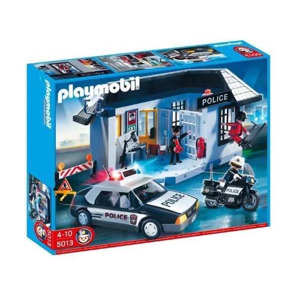 Set complet politie playmobil city action